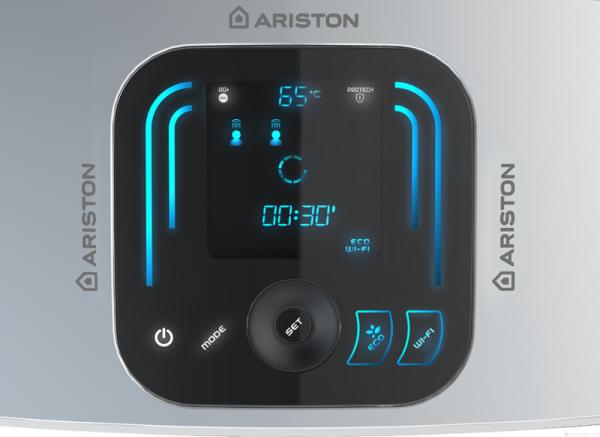 Boiler Electric Ariston Velis EVO WiFi 50 EU, doua rezervoare - Unic Energo Instal