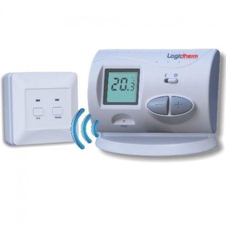 C3 – Termostat digital neprogramabil pe fir - Unic Energo Instal