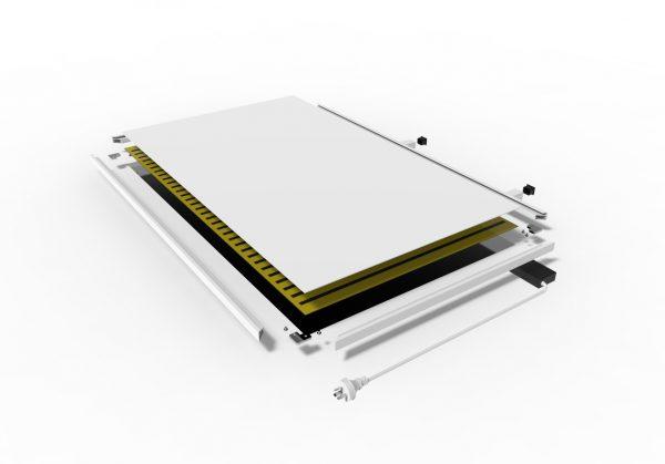 Panou radiant Prima P10 - 900W - Unic Energo Instal